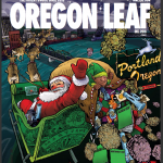 Oregon Leaf Cover, Dec 2016